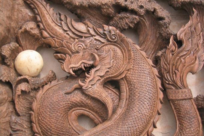 Un payanak secondo il folklore asiatico