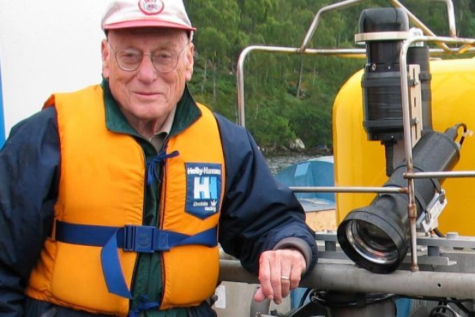 Robert Rines, 1922-2009